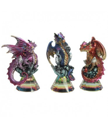 Dragons sur diamants